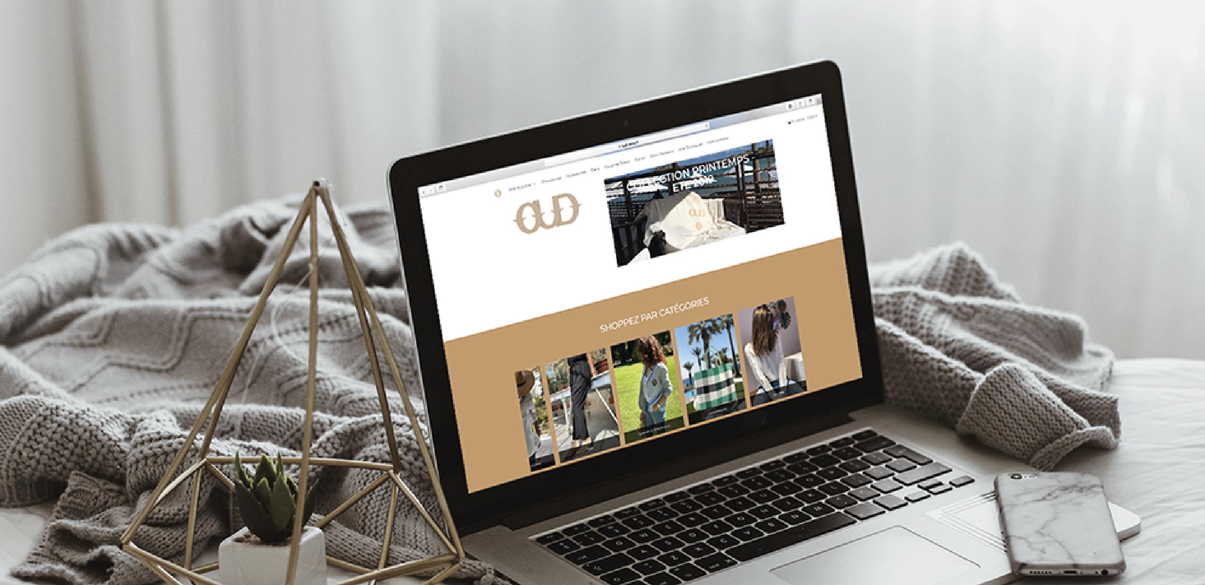 Break Out Company - Agence de communication web - site internet Out store