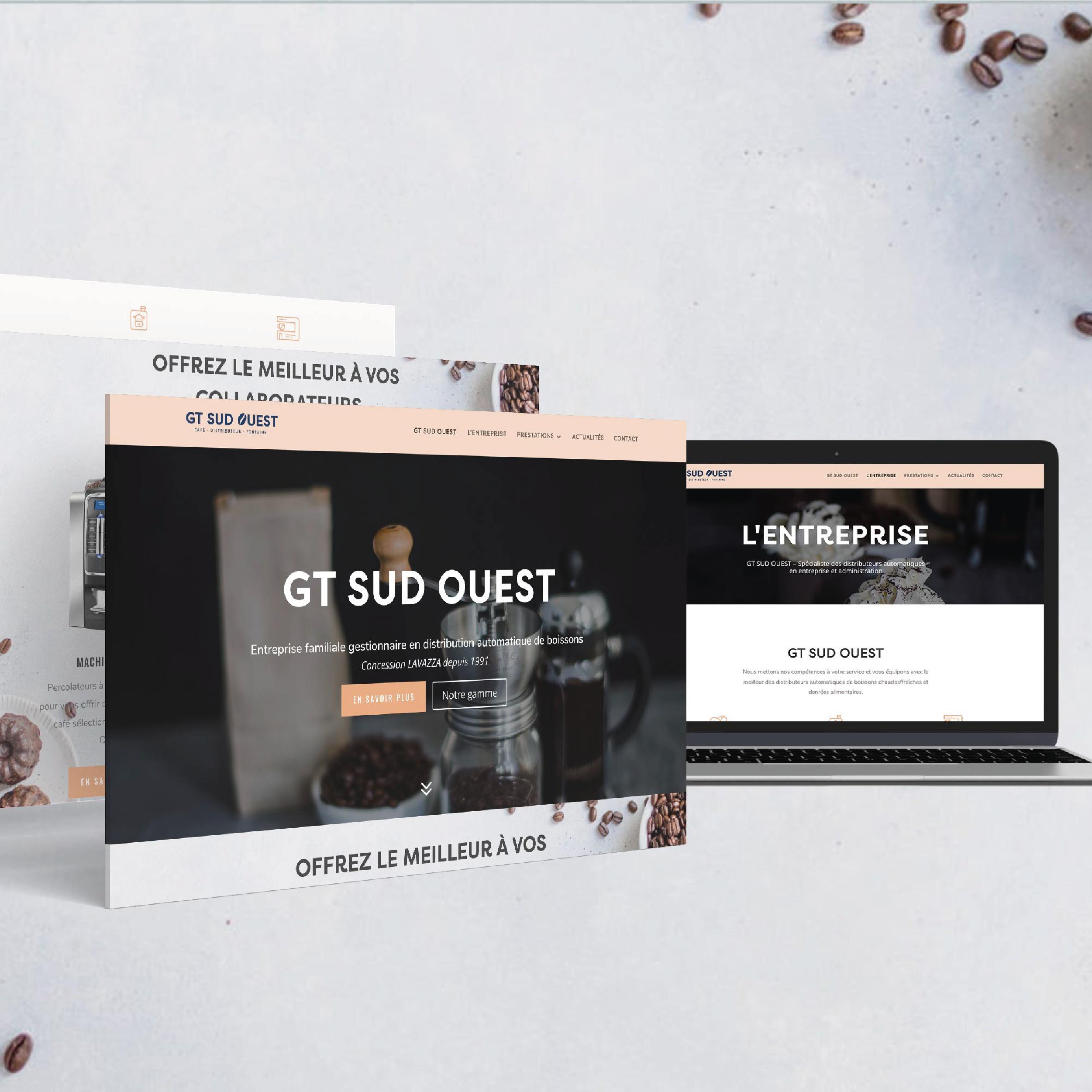 Breakout company - Agence de communication web - site internet gt Sud Ouest