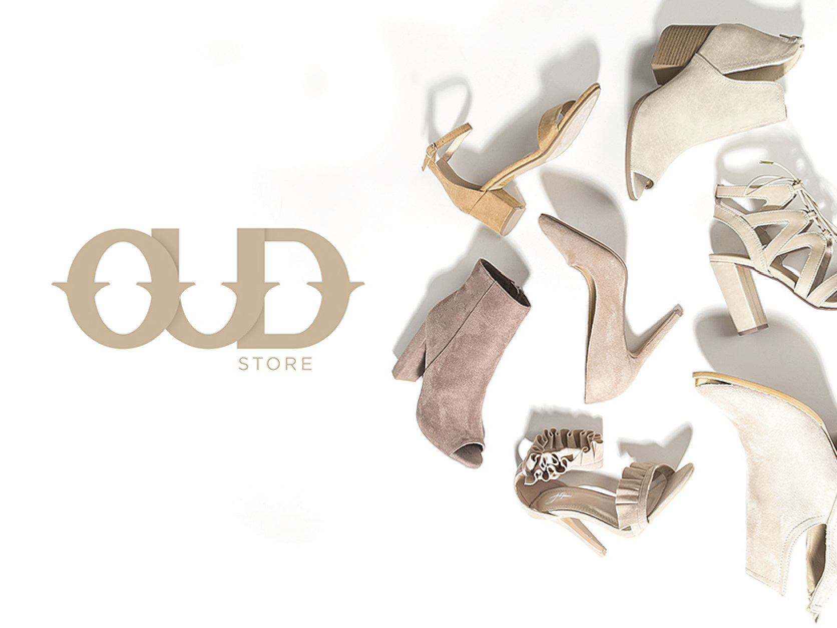 Logo oud store - break out company - agence de communication web