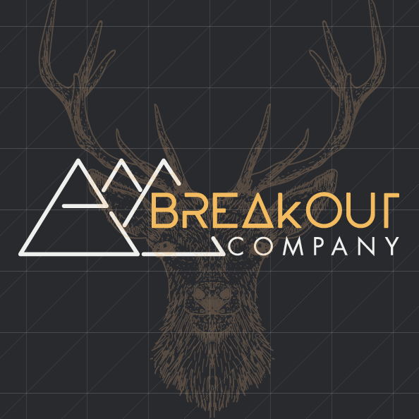 Logo Notaire - Création Break-Out Company