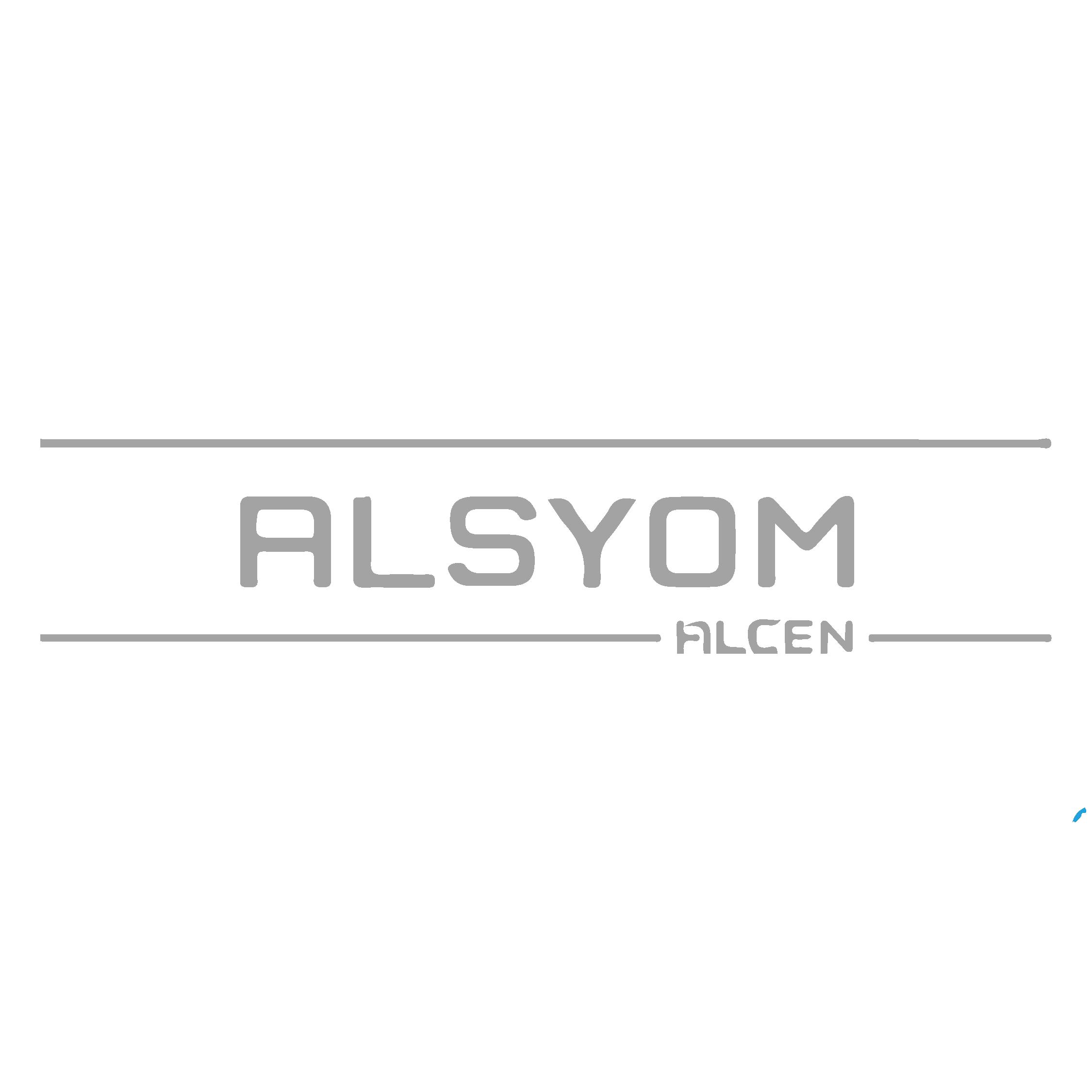 Logo Alsyom - Agence de communication Break-Out Company