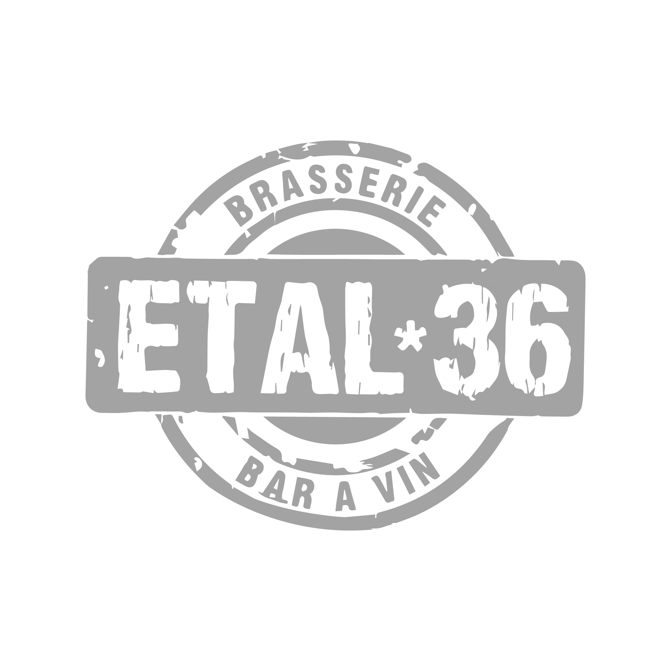 Logo Étal 36 - Agence de communication Break-Out Company