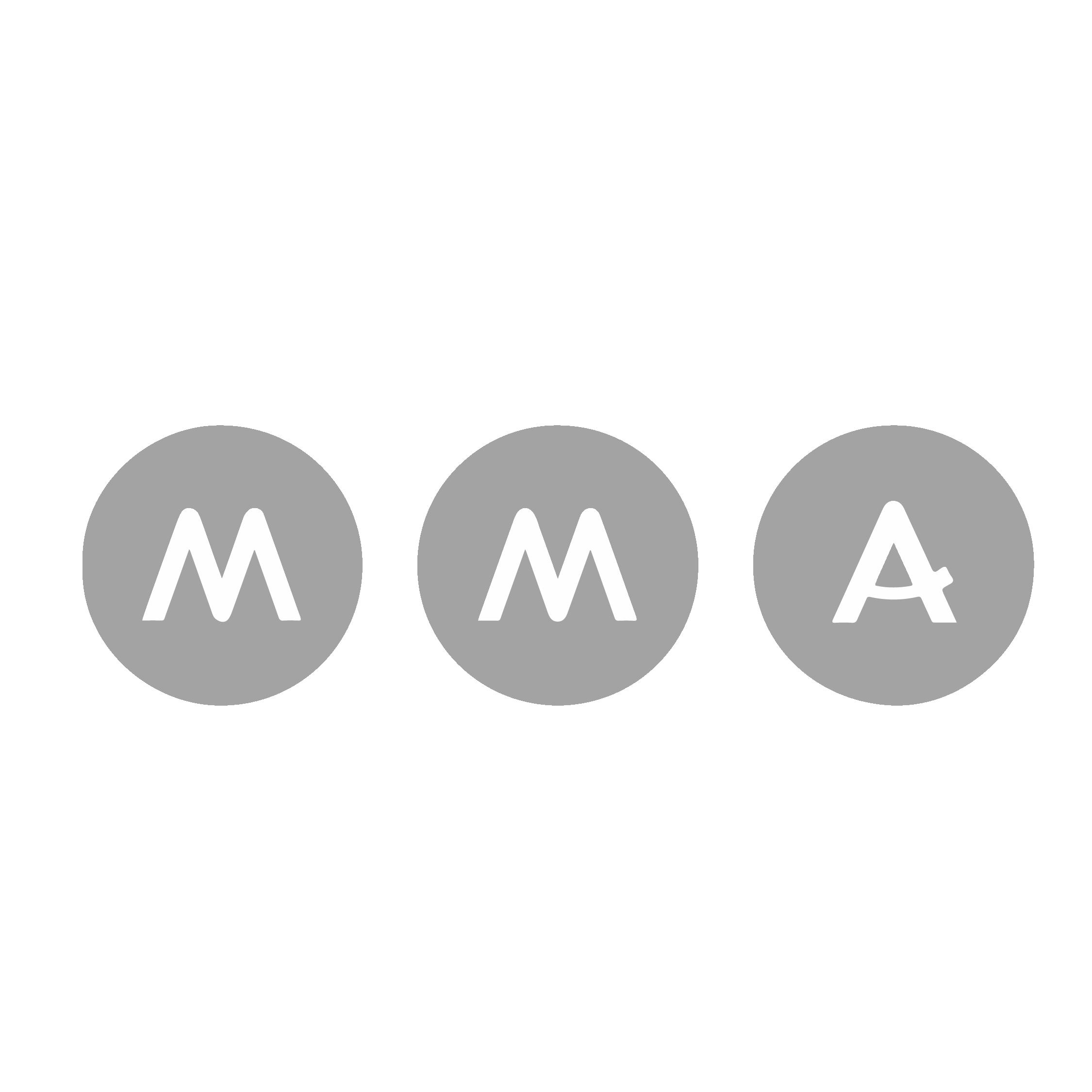 Logo MMA - Agence de communication Break-Out Company