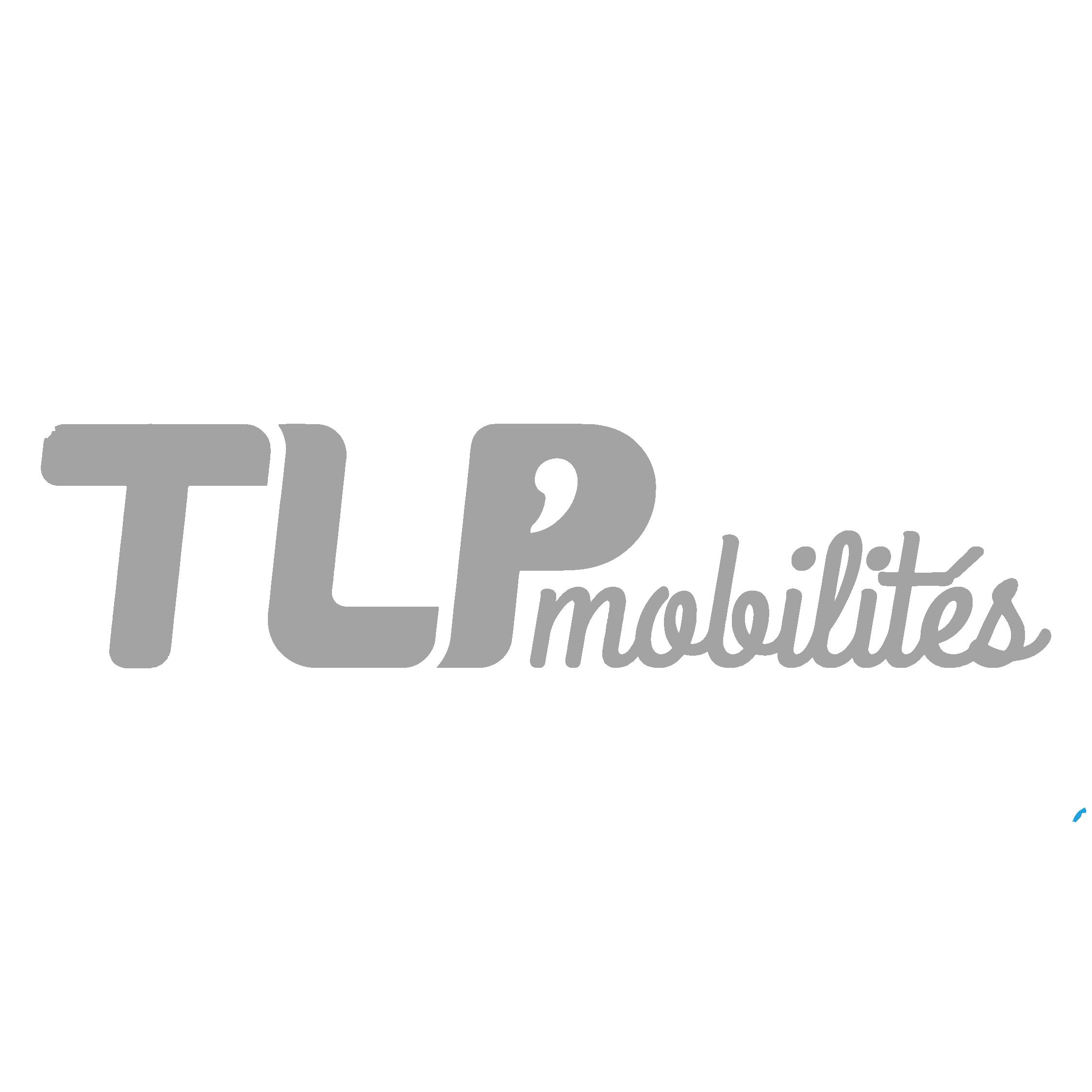 Logo TLP mobilités - Agence de communication break-Out company