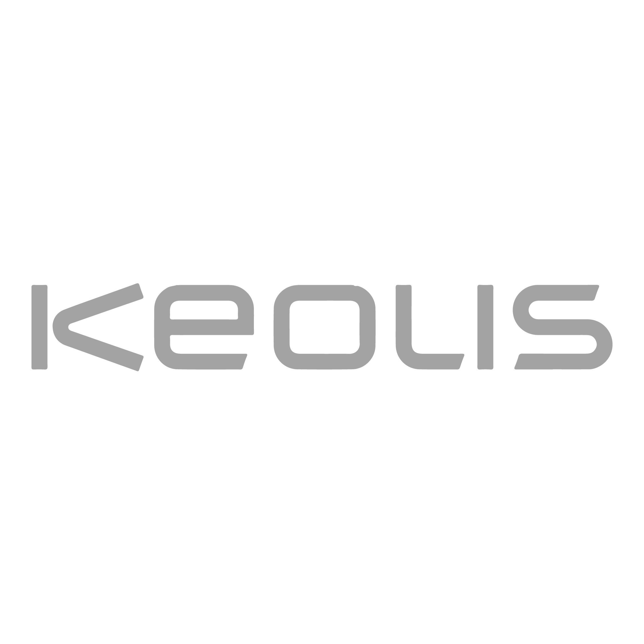 Logo Keolis - Agence de communication Break-Out Company