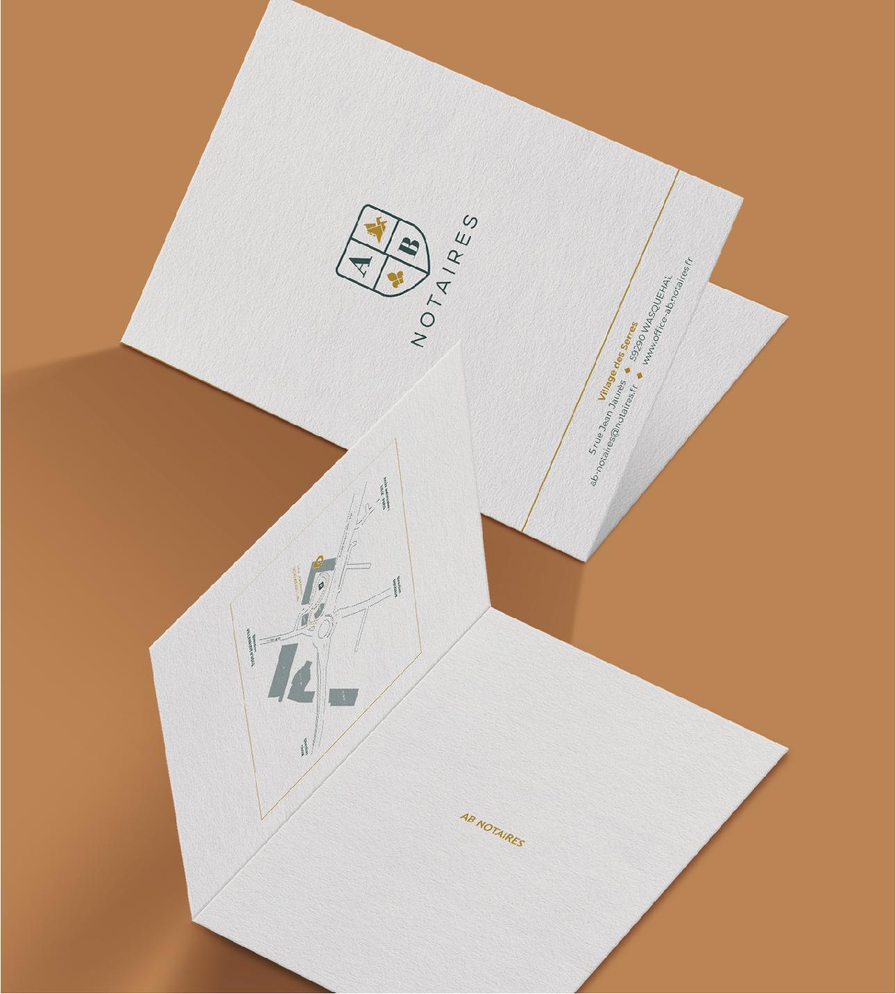 Création copie authentique Notaire Wasquehal