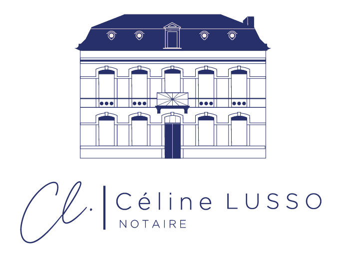 Création logo Notaire Iwuy(59)