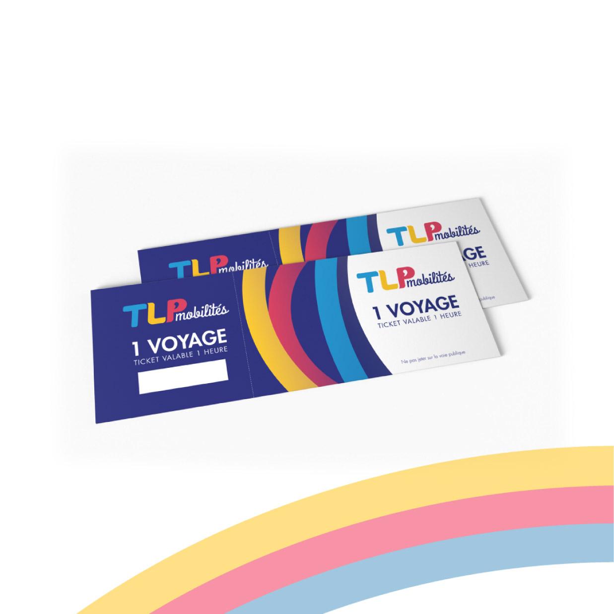 Ticket de bus KEOLIS Tarbes