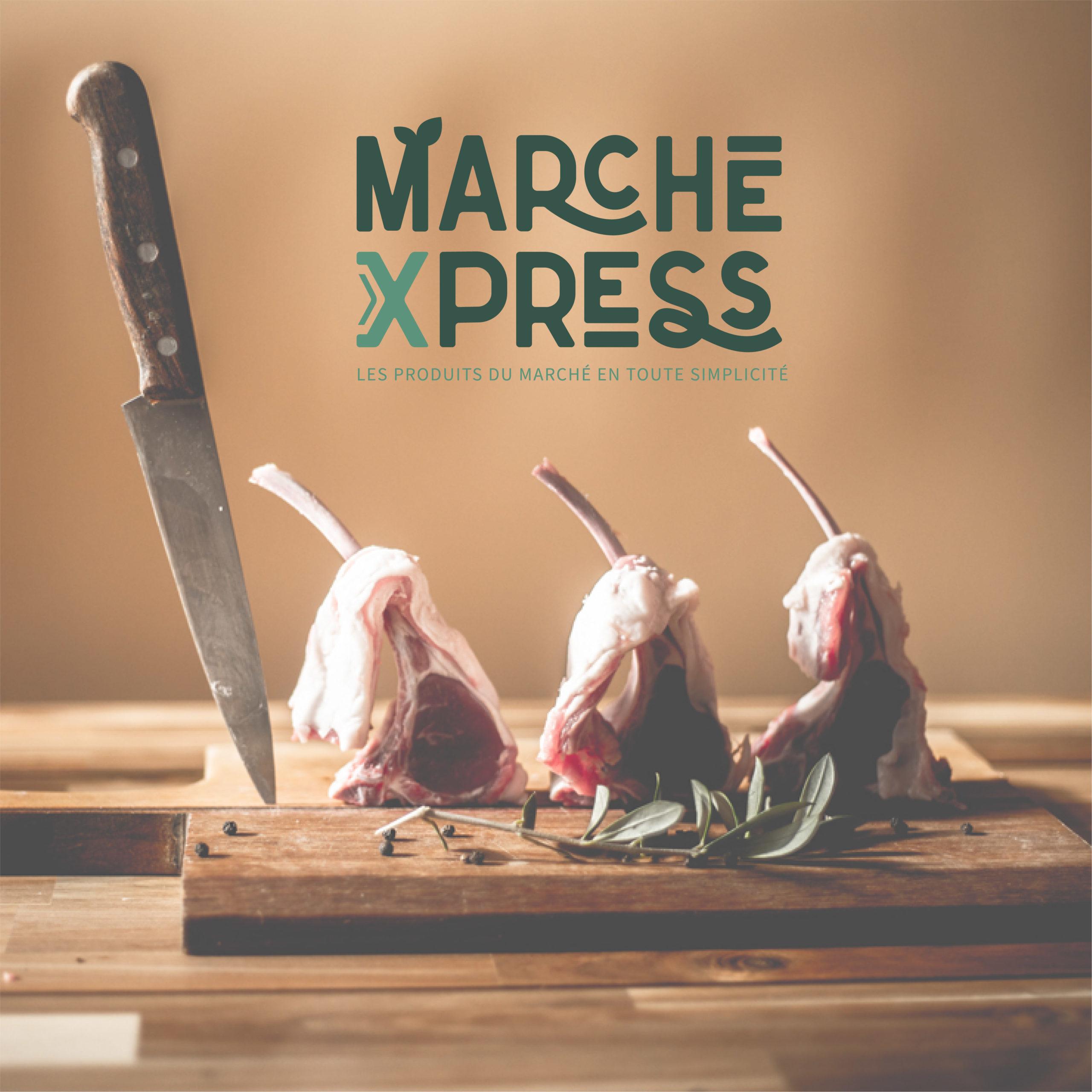 Réalisation Marché Xpress Tarbes