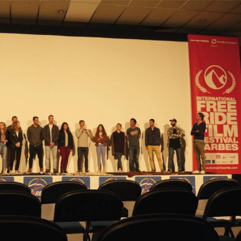 International free ride film festival - Tarbes novembre 2021