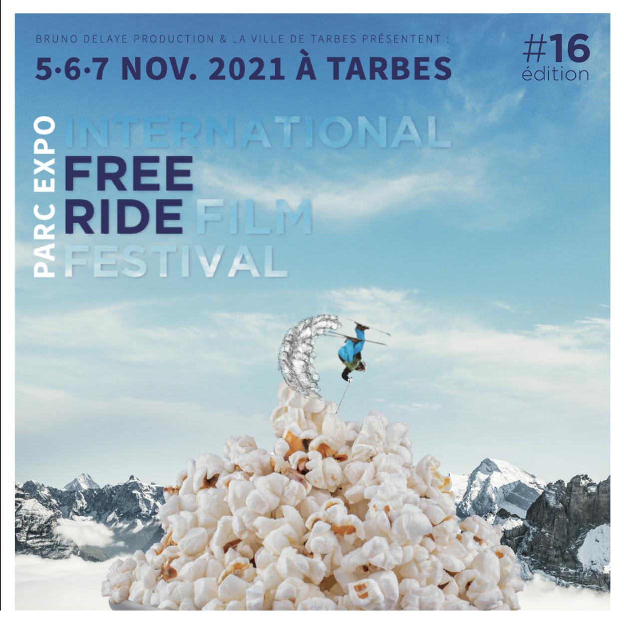 International Freeride Film Festival Tarbes